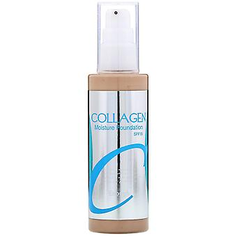 Enough, Collagen, Moisture Foundation, SPF 15, #13, 3.38 fl oz (100 ml)