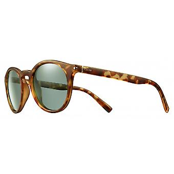 Sunglasses Unisex Cat.3 matte brown/green (JSL10090517)