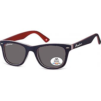 Sunglasses Unisex by SGB black/red (MP41)