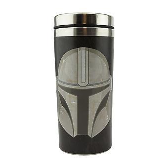 The Mandalorian Travel Mug Officially Licensed Star Wars Tea Coffee Flask 450ml