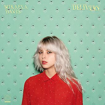 Mikaela Davis - Delivery [CD] USA import