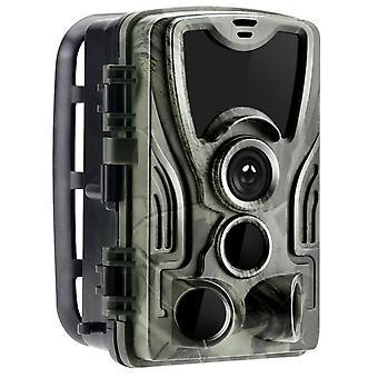 Câmera grande angular sem fio 120° grande angular, camuflagem de 20MP 1080P