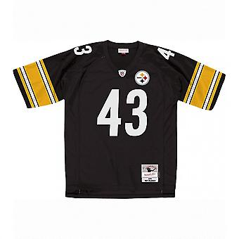 Mitchell & Ness Nfl Pittsburgh Steelers Troy Polamalu 1995 Legacy Jersey