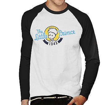 The Little Prince 1943 Logo Men's Baseball Long Sleeved T-Shirt