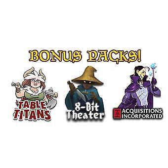 Bargain Quest Bonus Pack of 3 Display (9 Units)