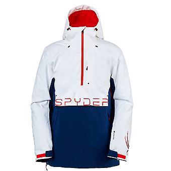 Spyder SIGNAL Men's Gore-Tex Primaloft Ski Jacket White