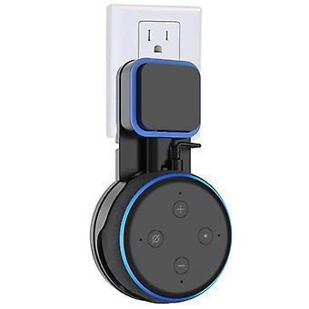 Alexa Echo Dot 3rd Generation Outlet Wand Halterung Aufhänger Halter Stand-Raum