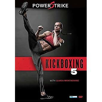 Powerstrike: Kickboxing 5 Workout [DVD] USA import
