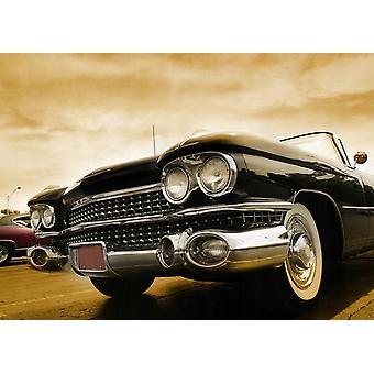 Wallpaper Mural Classic Cars