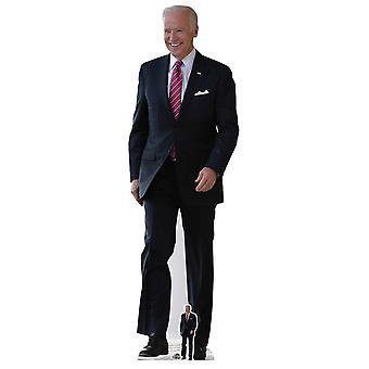 Joe Biden American Politician Lifesize Cardboard Cutout / Standee