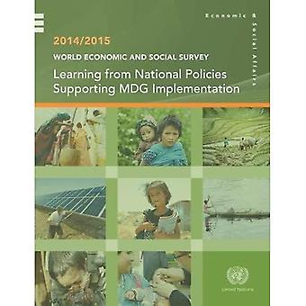 World Economic and Social Survey: 2014/2015: Learning from National Policies Supporting Mdg Implementation