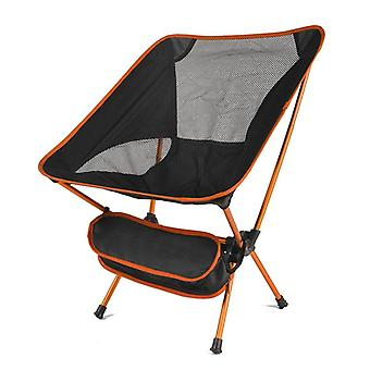 Foldable Camping Chair, Fishing Bbq Hiking Ultra Light Outdoor Tools