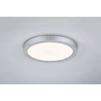 Paulmann Lunar 706.55 panneau LED 17 W Chrome blanc chaud (mat)