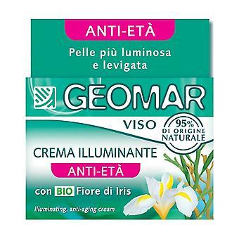 Illuminating, Anti-Aging Face Cream 50 ml of cream