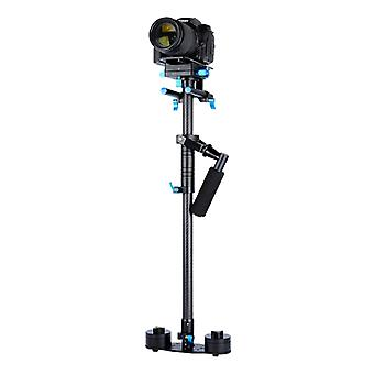 YELANGU S120T Professional 70-120cm Maximum Burden 5.5kg Carbon Fibre Handheld Stabilizer Solo for DSLR & DV Digital Video & other Cameras