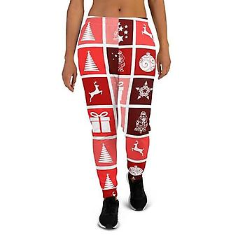 Women's Christmas Joggers