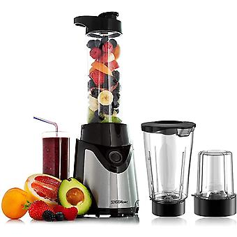 Sensio Home Personal Blender Smoothie Maker - Electric Juicer Grinder for Fruit, Vegetables