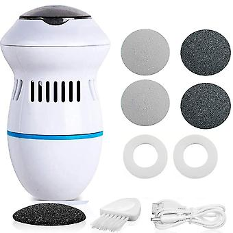 Portable Electric Vacuum Adsorption Foot Grinder, Electronic File Pedicure