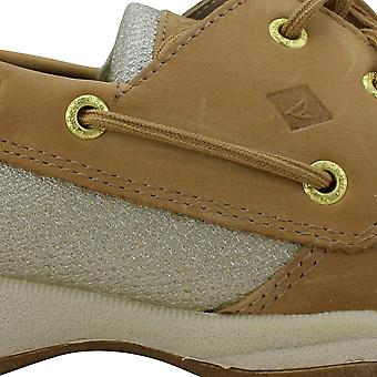 Sperry Intrepid Glitter Linnen STS92461 Women's
