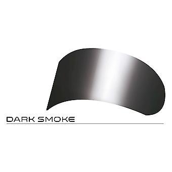 Airoh klip na bubble visor garaż ciemny dym