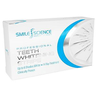 Smile Science Professional Benzi de albire a dintilor