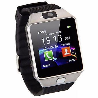 Bluetooth Smart Watch Intelligent Armbåndsur Støtte Telefon Kamera Sim Tf GSM