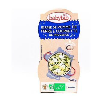 Good Night Courgette de Provence Parmesan Potato 2 units of 200g