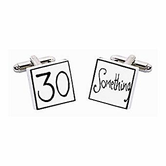 30 Something Cufflinks par Sonia Spencer