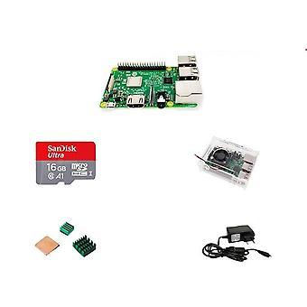 Element14 Raspberry Pi 3 Modelo B/b+ Plus Bcm2837 1.2g Raspberry Pi 3 Com 2.4g