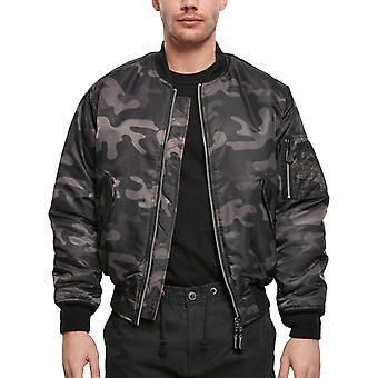 Brandit - MA1 BOMBER Jacket dark camo