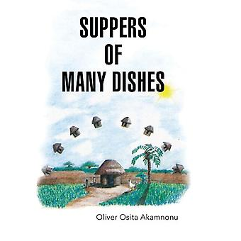 Suppers of Many Dishes by Oliver Osita Akamnonu - 9781940909066 Book