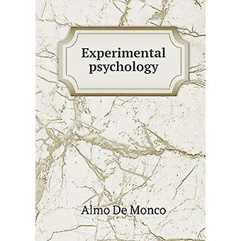 Experimental Psychology by Almo De Monco - 9785519484671 Book