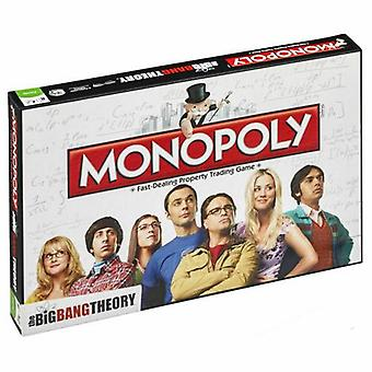 Monopoly the big bang theory limited edition board game