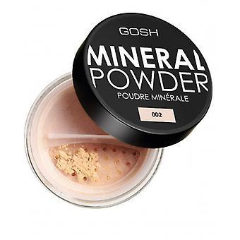 Gosh Mineral Powder 002 Ivory 8 gr