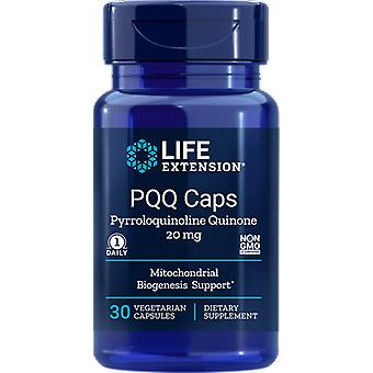 Life Extension PQQ 20 mg 30 Capsules Végétales