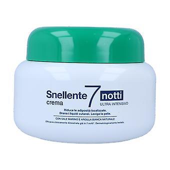 7 Nights Slimming Cream 400 ml of cream