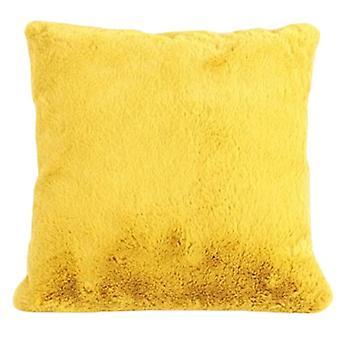 pillow Jozias 45 x 15 cm fleece yellow