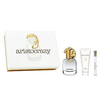 Aristocrazy Brave Case - Eau de Toilette 80 ml + Mini EdT 10 ml + Body Lotion 75 ml