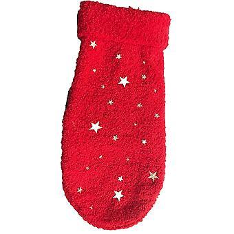 Wouapy Рождественский свитер со звездой Мотив (Собаки , Собака Одежда , свитера и толстовки)