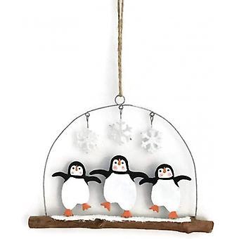 Penguin Hanger Christmas Decoration