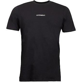 Camiseta do logotipo do Centro da Empresa C.P.