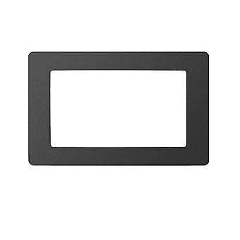 Sort LCD-pakning 6,5 x 4,1 i beskyttelse mod harpiksudslip