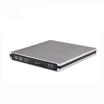 External Blu-ray Usb3.0 Dvd Players 3d Slim Optical Drive For Windows/ios