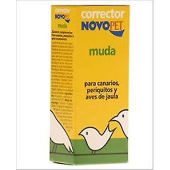 Novopet Muda Corrector (Birds , Supplements)