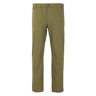 NN07 Valentin Sustainable Trousers - Army Green