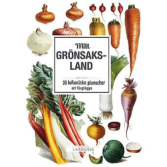 Mitt grönsaksland 9789177837053