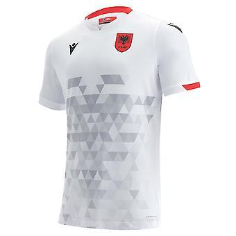 2021-2022 Albanien Bortatröja