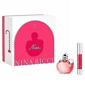 Nina Ricci Nina Giftset 2 piezas 52,5 ml