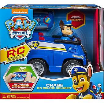 Paw Patrulje Chase Fjernbetjening Cruiser