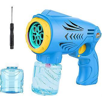 آلة فقاعة كهربائية للأطفال، فقاعة صنع بندقية az22548